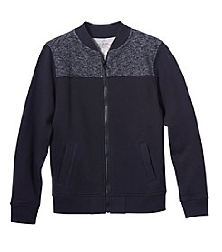 Ruff Hewn Boys' 8-20 Fleece Bomber Jacket