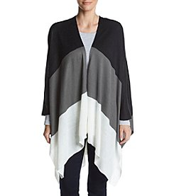 Cejon® Tri Color Knit Wrap