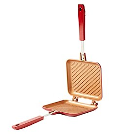 As Seen on TV Red Copper Flipwich