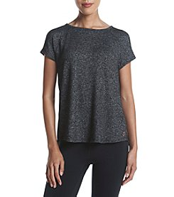 Calvin Klein Performance Drop Shoulder Split Back Top