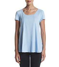 Calvin Klein Performance High Low Seam Tee