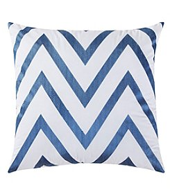 Fiesta® Bedding Chevron Square Toss Pillow