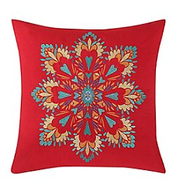 Fiesta® Bedding Medallion Square Toss Pillow