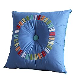 Fiesta® Bedding Embroidered Circle Pillow