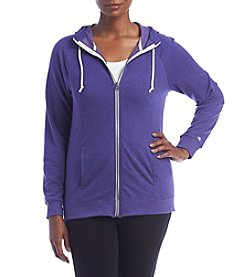 Champion® Plus Size French Terry Full Zip Hoodie