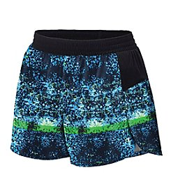 Champion® Plus Size Printed Sport Shorts