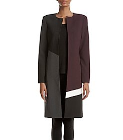 Calvin Klein Color Block Topper Jacket
