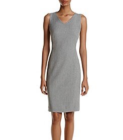 Kasper® V-Neck Dress