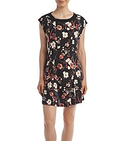 Studio Works® Petites' Printed Dress