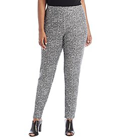 MICHAEL Michael Kors® Plus Size Thora Pull On Leggings