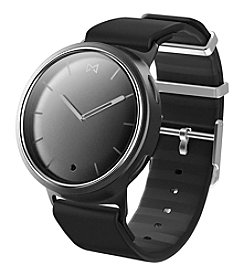 Misfit Phase™ Black Silicone Strap Hybrid Smartwatch