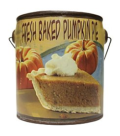 Farm Fresh 20-oz. Pumpkin Pie Candle in Ceramic Jar