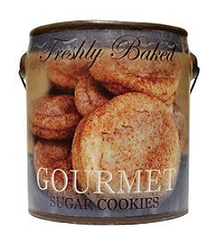 Farm Fresh 20-oz. Gourmet Sugar Cookies Candle in Ceramic Jar