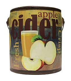 Farm Fresh 20-oz. Apple Cider Candle in Ceramic Jar