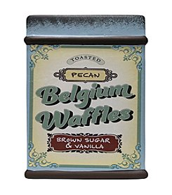 Baked Goods 28-oz. Pecan Belgian Waffles Candle in Ceramic Jar