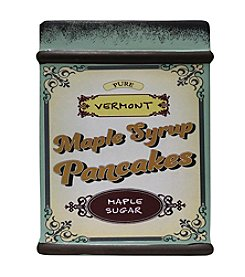 Baked Goods 28-oz. Maple Syrup Pancakes Candle in Ceramic Jar
