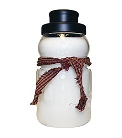 Keepers of the Light Snowman® 30-oz. Holiday Homecoming Candle