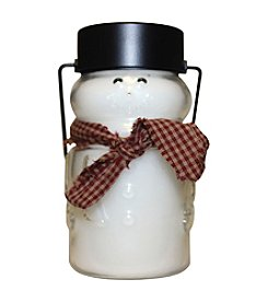 Keepers of the Light® Snowman 10-oz. Holiday Homecoming Candle