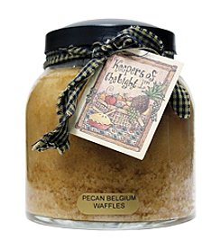 Keepers of the Light® 34-oz. Pecan Belgian Waffles Candle