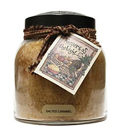 Keepers of the Light® 34-oz. Salted Caramel Candle
