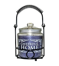 Cheerful Home 26 oz. Lavender Vanilla Candle Set