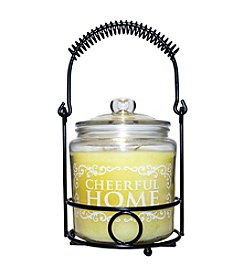 Cheerful Home 26 oz. Lemon Butter Pound Cake Candle Set