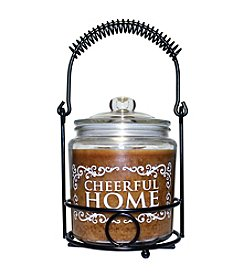 Cheerful Home 26 oz. Praline Caramel Sticky Buns Candle Set