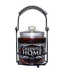 Cheerful Home 26-oz. Crumb Coffee Cake Candle Set