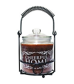 Cheerful Home 26 oz. Cozy Cabin Candle Set