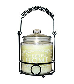 Cheerful Home 26-oz. Fresh Peeled Macintosh Candle Set