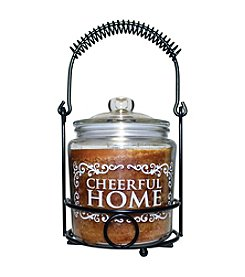 Cheerful Home 26 oz. Banana Nut Bread Candle Set