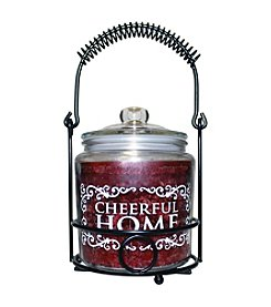 Cheerful Home 26 oz. Cinnamon Twist Candle Set