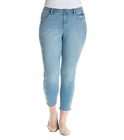 Earl Jean Plus Size Light Wash Jeans