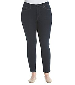 Earl Jean Plus Size Dark Wash Jeans