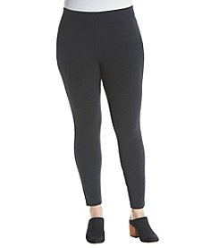 Ruff Hewn GREY Plus Size Knit Leggings
