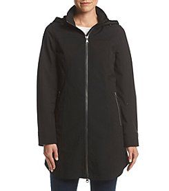 Forecaster Hooded Zip Front Jacket