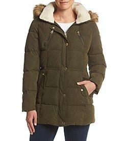 18e229535615 Nautica Quilt Puffer Coat