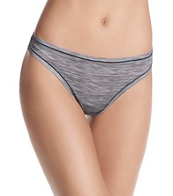 Maidenform® Heathered Sport Thong