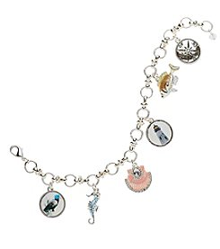 Napier® Boxed Coastal Adventure Charm Bracelet