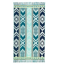 Jessica Simpson Aztec Beach Towel