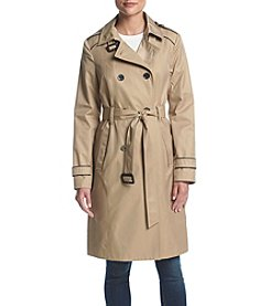 MICHAEL Michael Kors® Belted Trench Coat