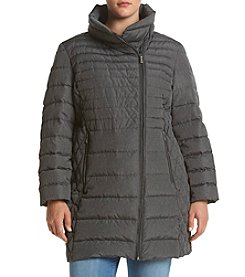 MICHAEL Michael Kors® Plus Size Packable Quilt Coat