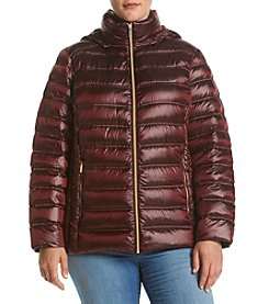MICHAEL Michael Kors® Plus Size Packable Jacket