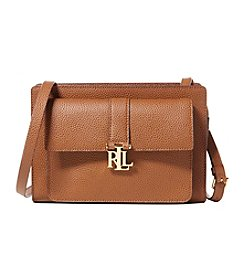 Lauren Ralph Lauren® Brylee Pebbled Leather Crossbody Bag
