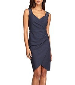 Alex Evenings® Surplice Neckline Dress