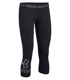 Under Armour® Favorite Graphic Capri