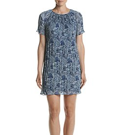 MICHAEL Michael Kors® Petites' Pleat Kinley Dress