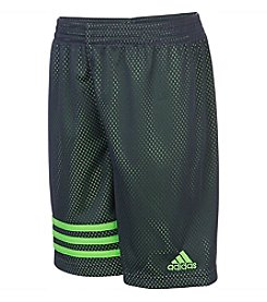 adidas® Boys' 2T-5 Defend Mesh Shorts