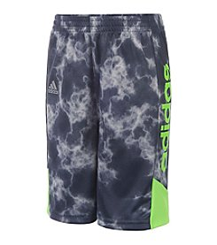 adidas Boys' 2T-7X Smoke Screen Climate Shorts