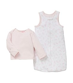 Little Me® Baby Girls' 2 Piece Sleep Gown Pajama Set